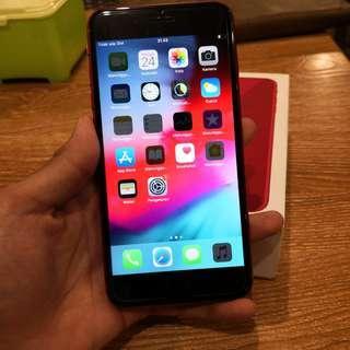 iPhone 8 Plus 64GB Red Edition Fullset