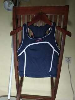 Navy Reebok Tank Top
