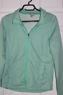 bench real zip up jacket
