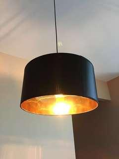 Pendant Light very new with new bulb
