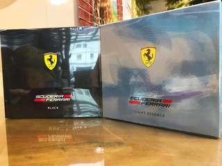 🚚 Scuderia Ferrari 淡香水禮盒