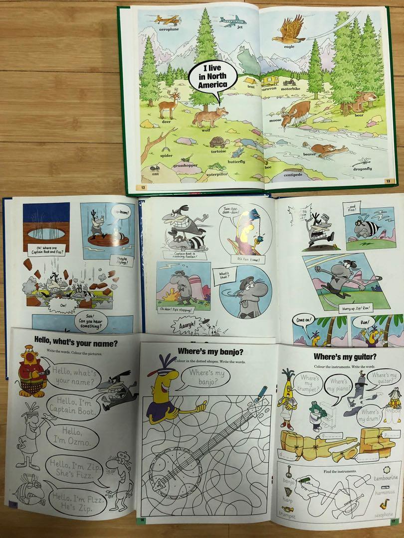 英文圖書(5 本)