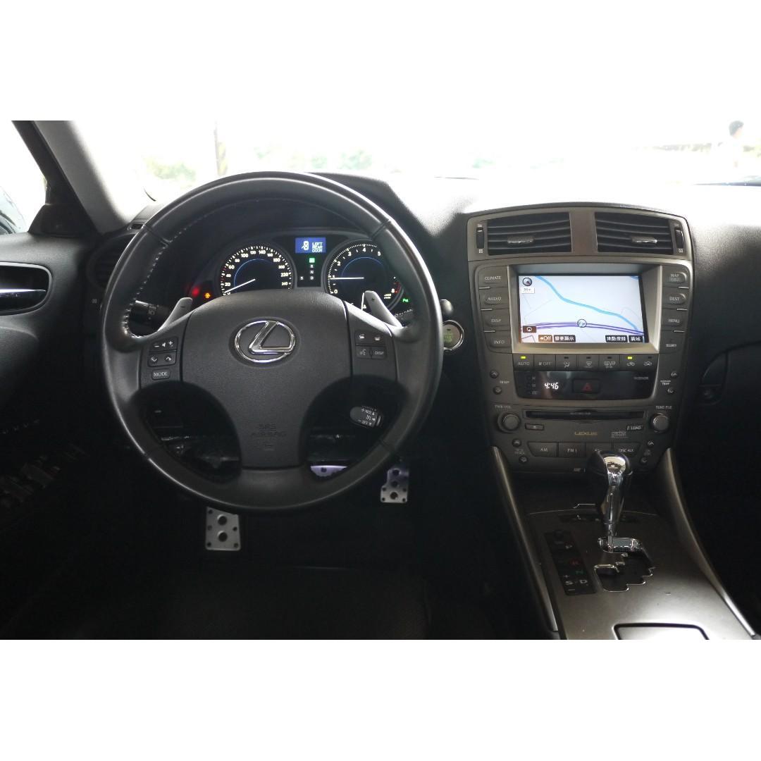 """"""" 2007年 Lexus凌志 IS250 """" 黑色^^"""