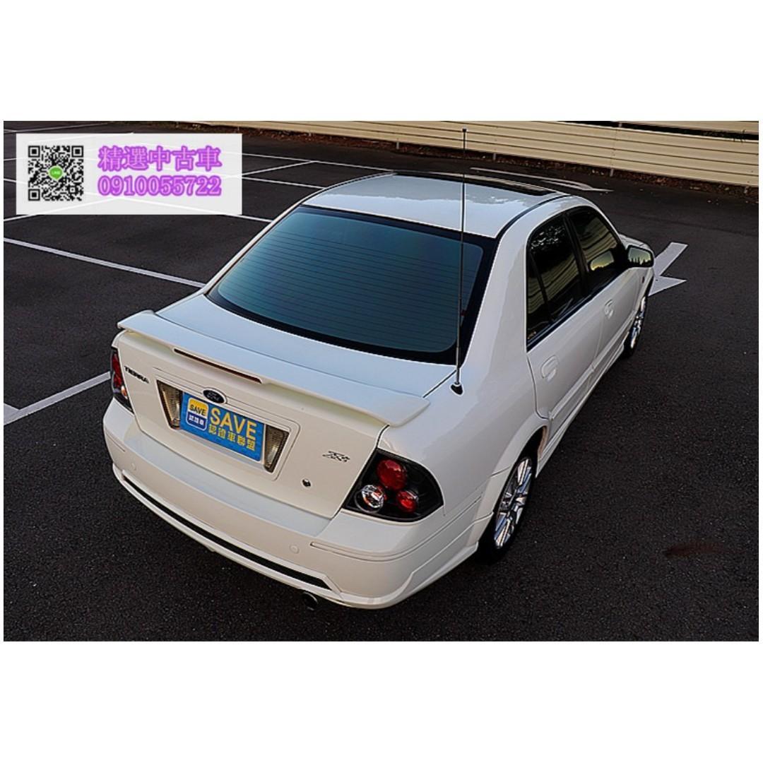 2007年 福特 TIERRA XT 1.6 便宜優質代步車