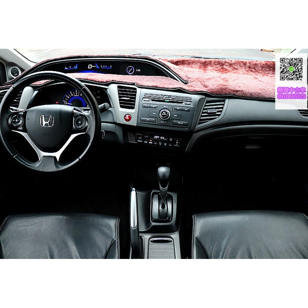 2013年 本田 K14 1.8 VTI-S頂級版