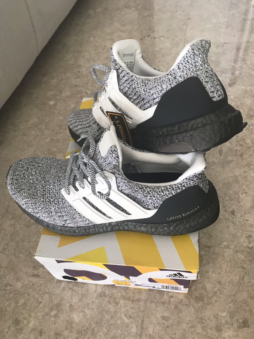 be8153512c285 Adidas Ultra Boost 4.0 Oreo