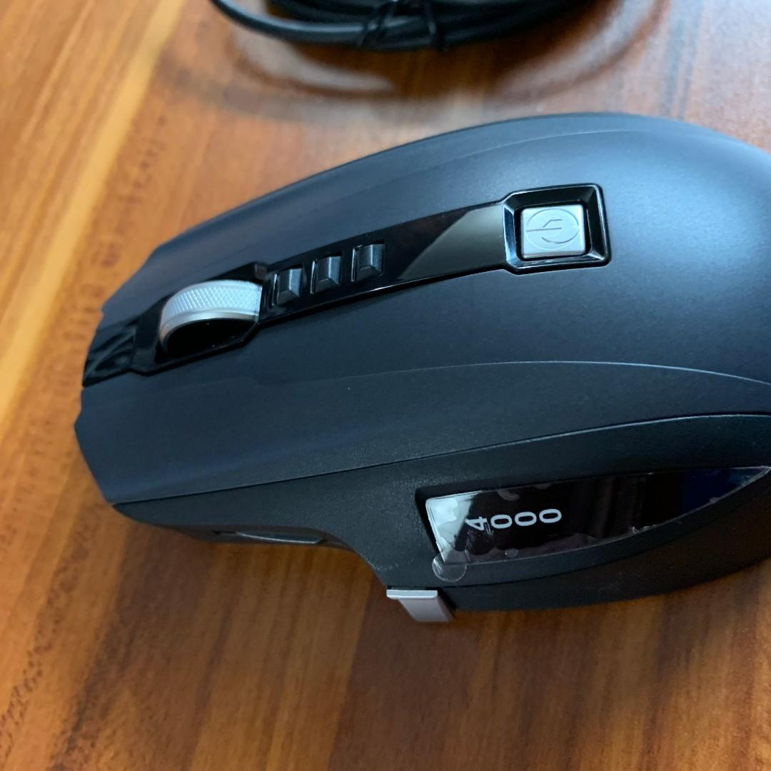 Almost unused Microsoft SideWinder X8 Wireless Mouse