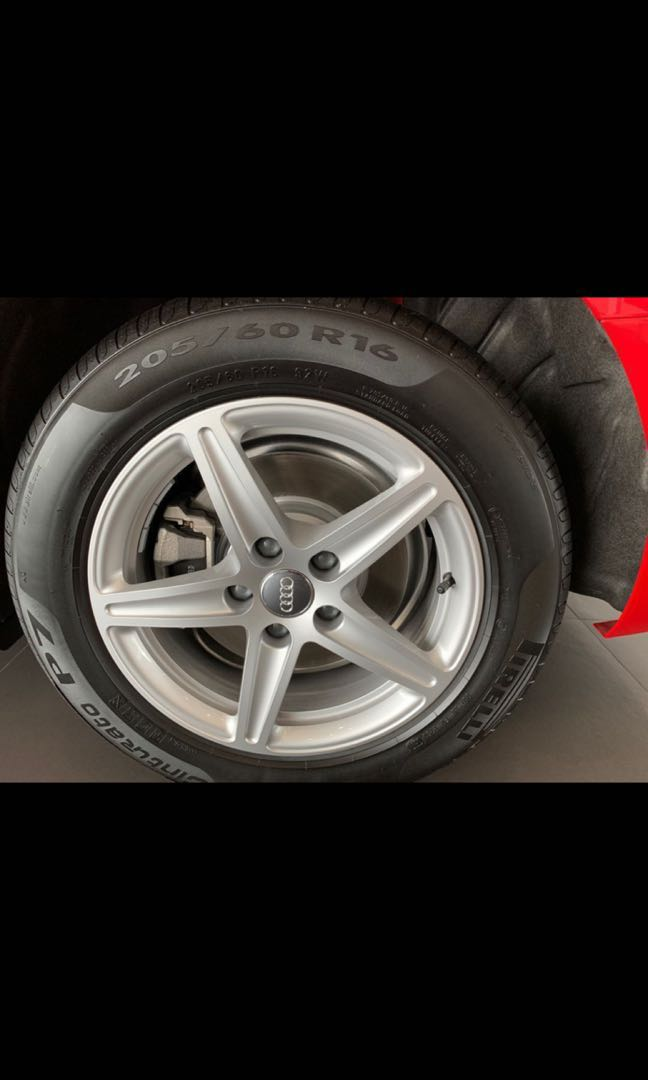 Audi A4 B9 Stock Wheelstire Car Accessories Tyres Rims On Carousell