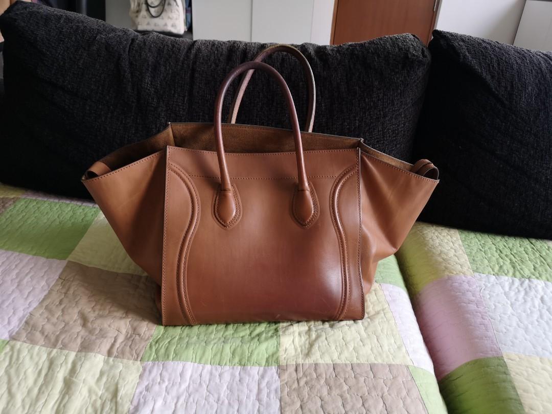 Authentic Celine phantom luggage tote bag (quote your best price)