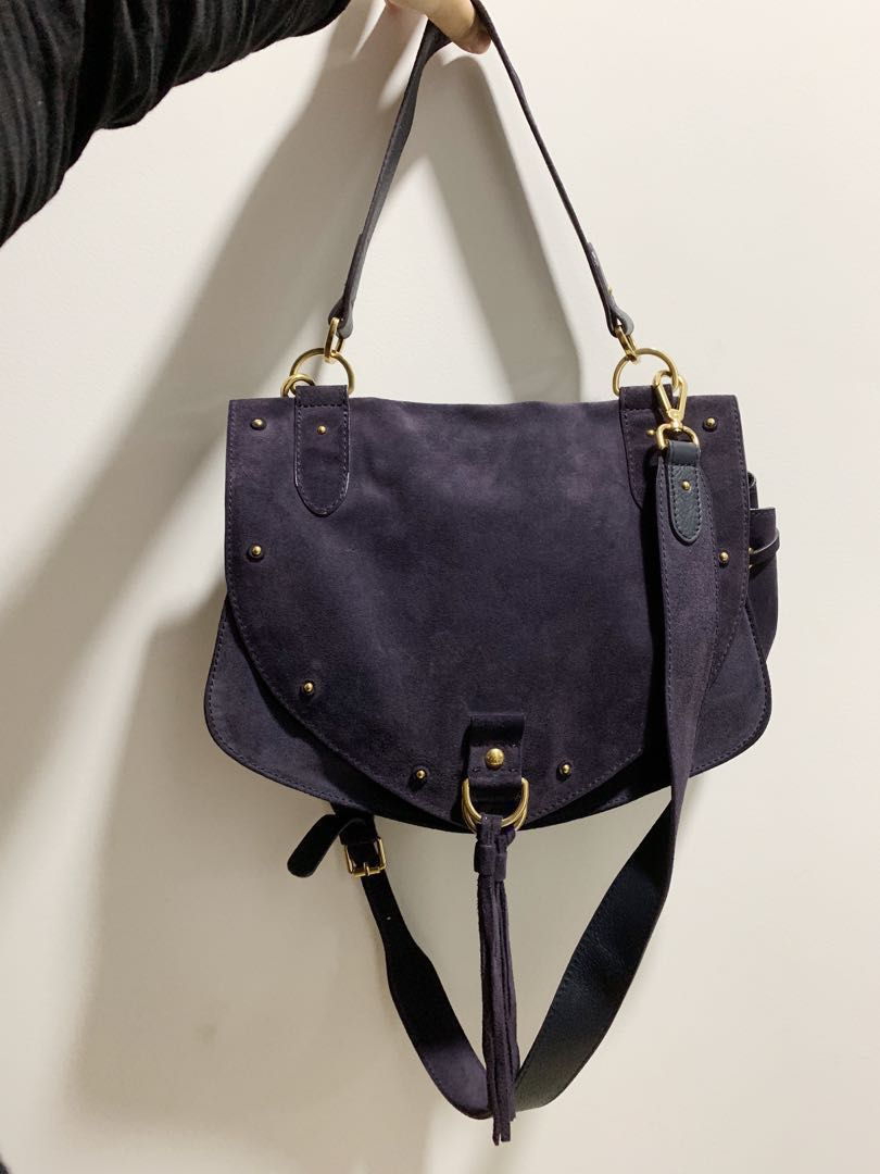 62903b4ee Authentic See by Chloe Saddle Bag, Women's Fashion, Bags & Wallets ...