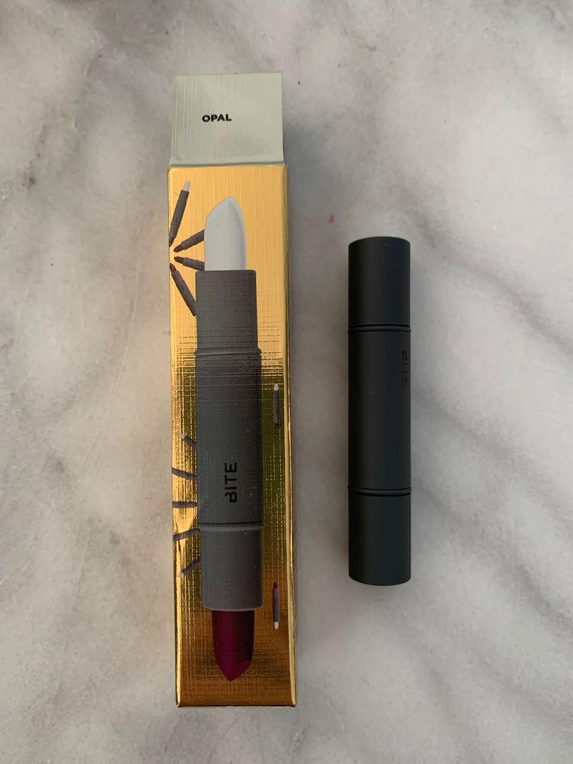 Bite Beauty Amuse Bouche Lipstick Duo in Opal and Jam