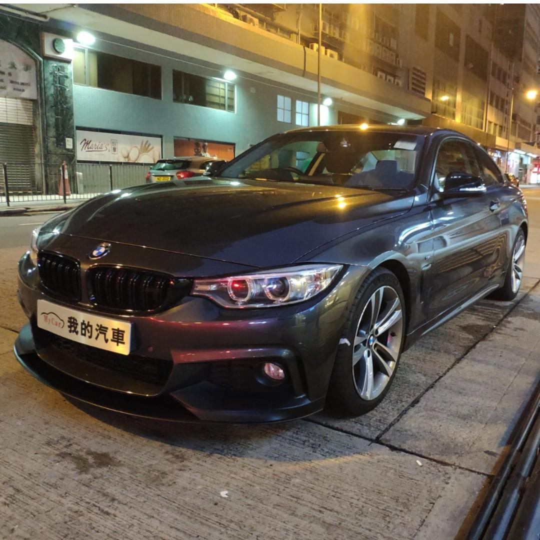 BMW 428I SPORT COUPE 2014