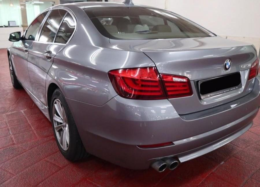 BMW 523i for personal usage
