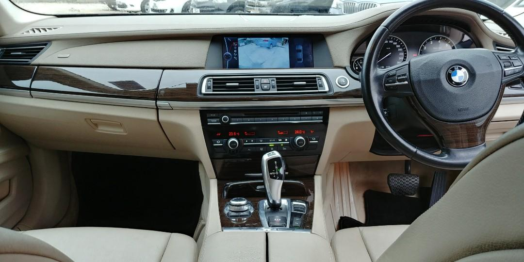 BMW 730LI 2009