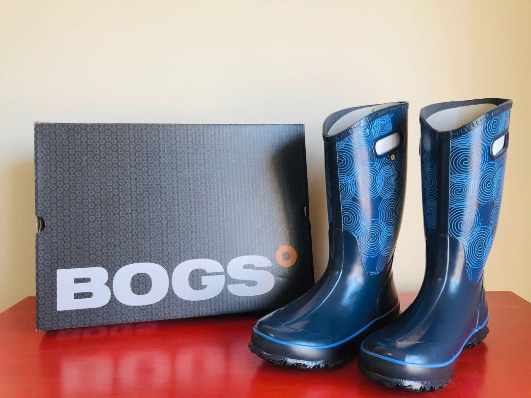Bogs Women's Rings Rain Boot - Size 8 and 9 Available Brand New in Box