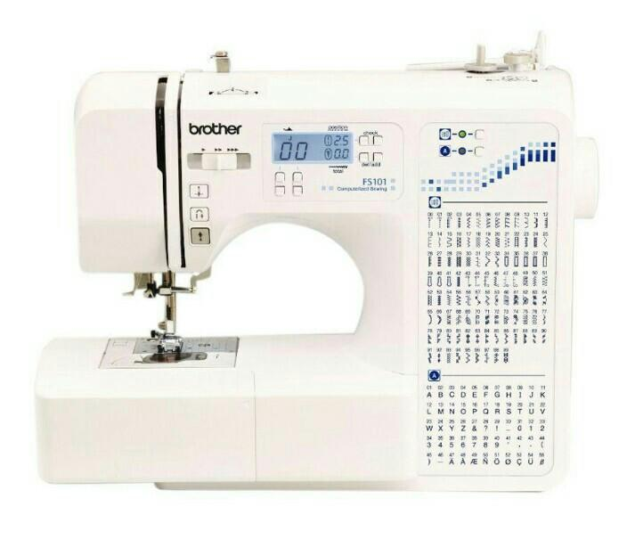 Brother FS101 Computerised Sewing Machine