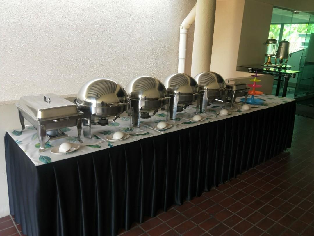 Buffet Set Rental