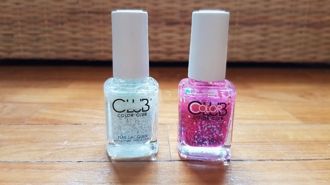 Color Club Nail Polish, Health & Beauty, Hand & Foot Care on Carousell