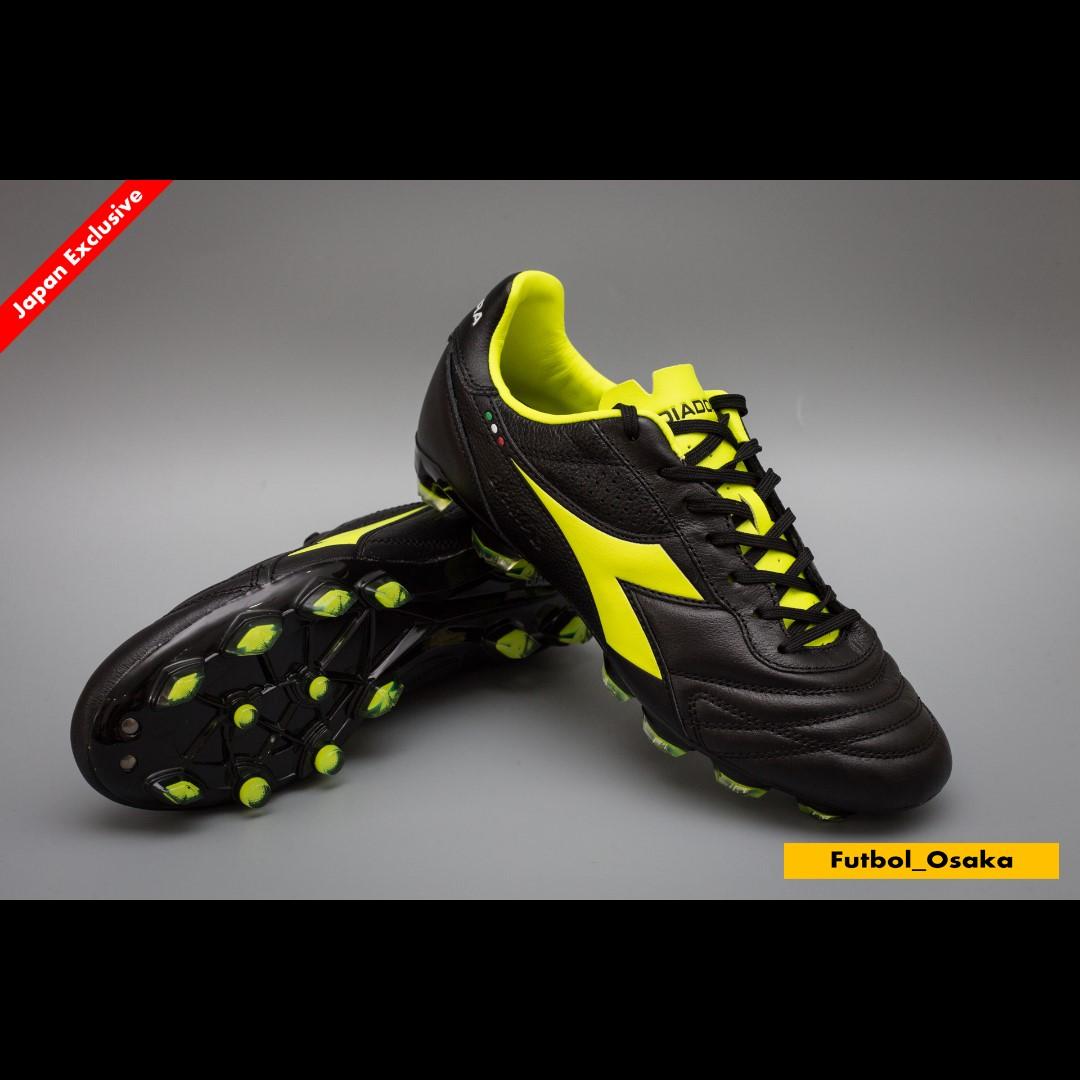 9338be583 Diadora Brasil K Plus Japan soccer football futsal boots shoes ...