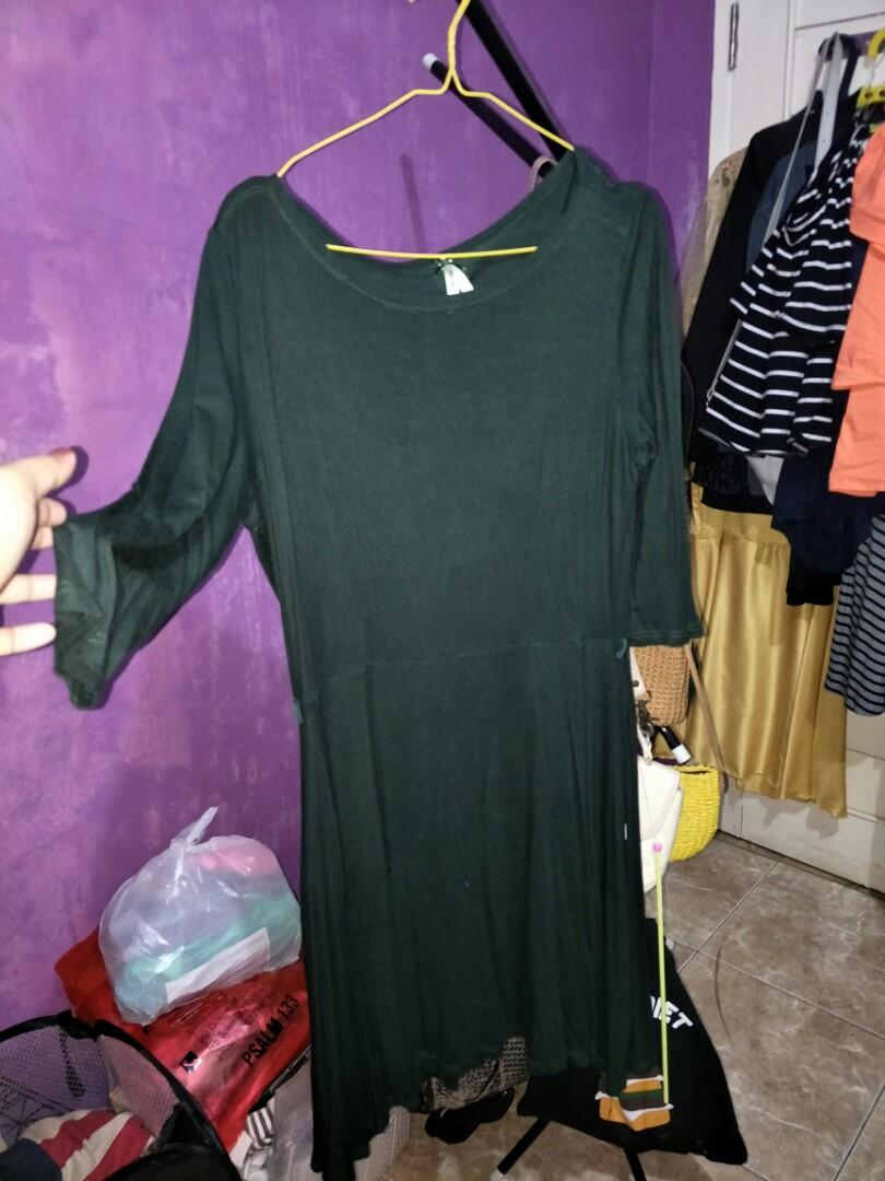 Dress hijau armi