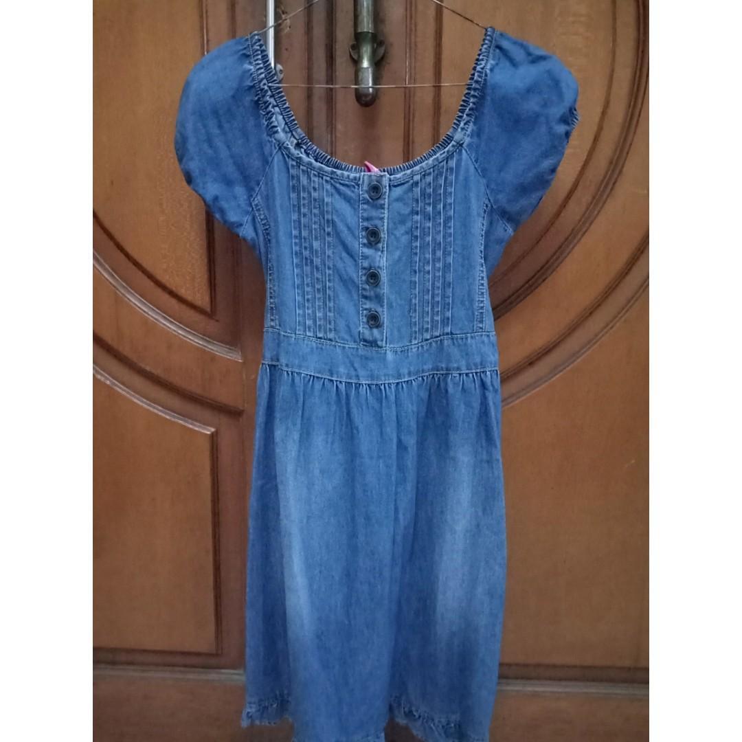 Dress Jeans Olive