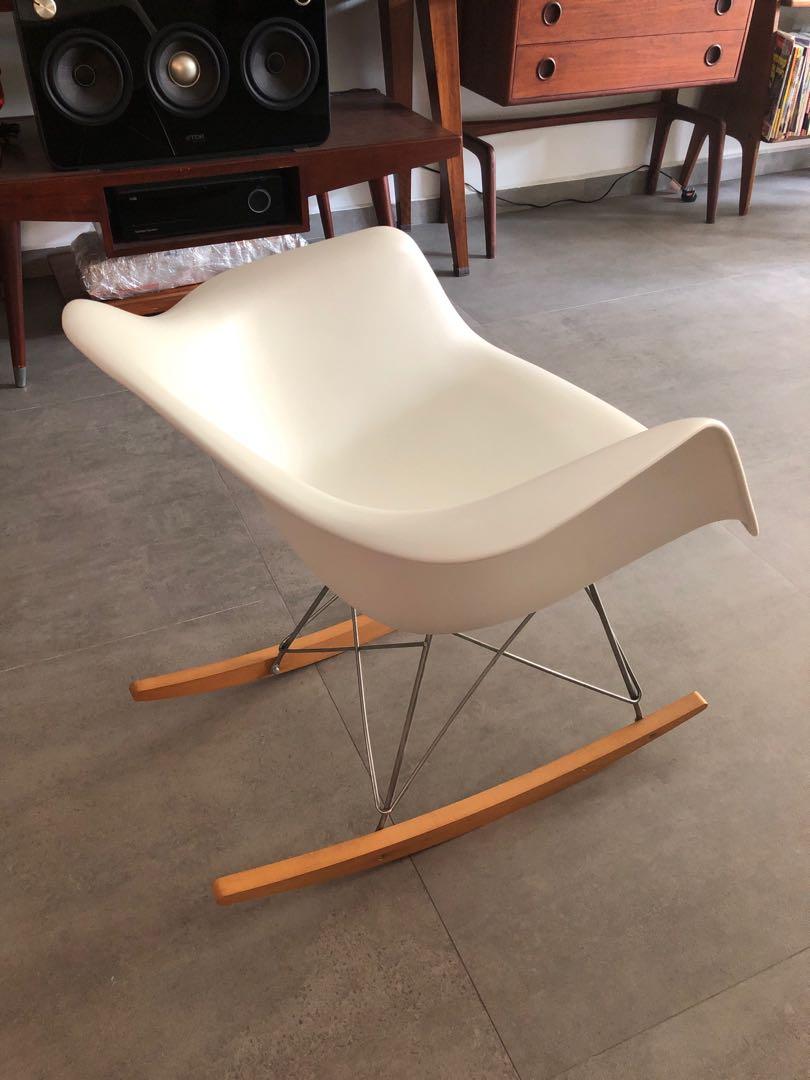 ModernFurnitureTablesamp; Chairmid Rocking Chairs Eames Century 1JTKcFl