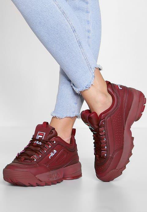 boots fila marrón