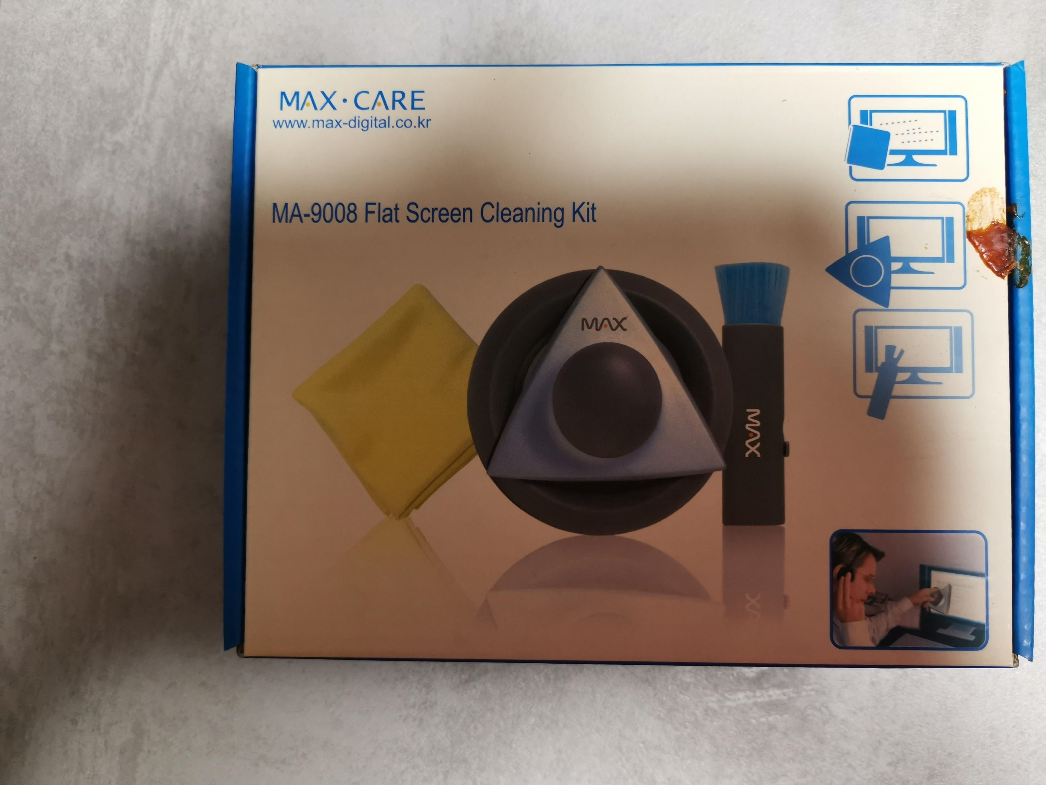 NEW! Screen cleaning kit
