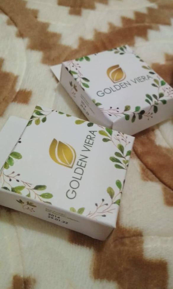 Golden Viera Face Wash