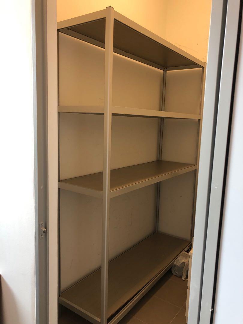 Good quality storage shelf (custom made)