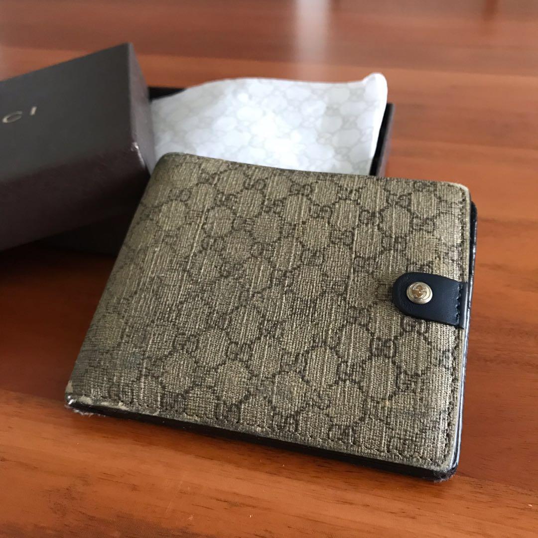 c1f39f18e94e75 Gucci Wallet Men Firenze 1921, Luxury, Bags & Wallets, Wallets on ...
