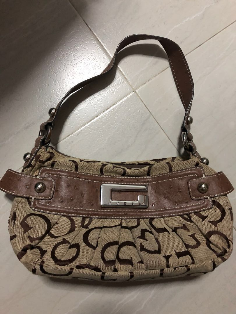 Guess Handbag, Women's Fashion, Bags & Wallets,