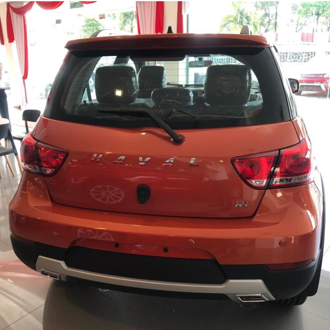 HAVAL H1 SPECIAL PROMOTION / MYSTERY GIFT / HIGH REBATE / READY STOCK