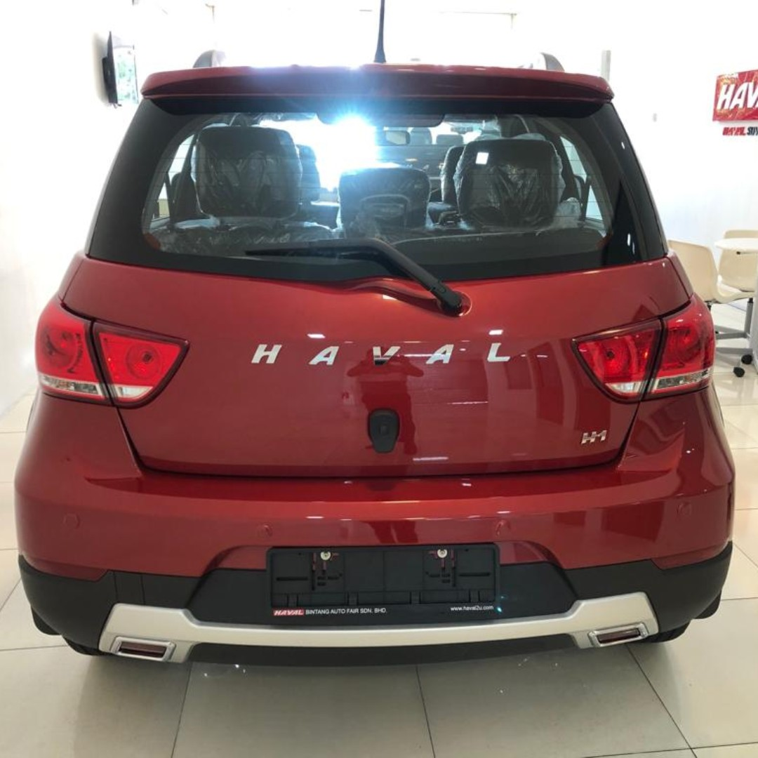HAVAL H1SUPER DISCOUNT MONTH / FAST LOAN / LOW INTEREST / READY STOCK