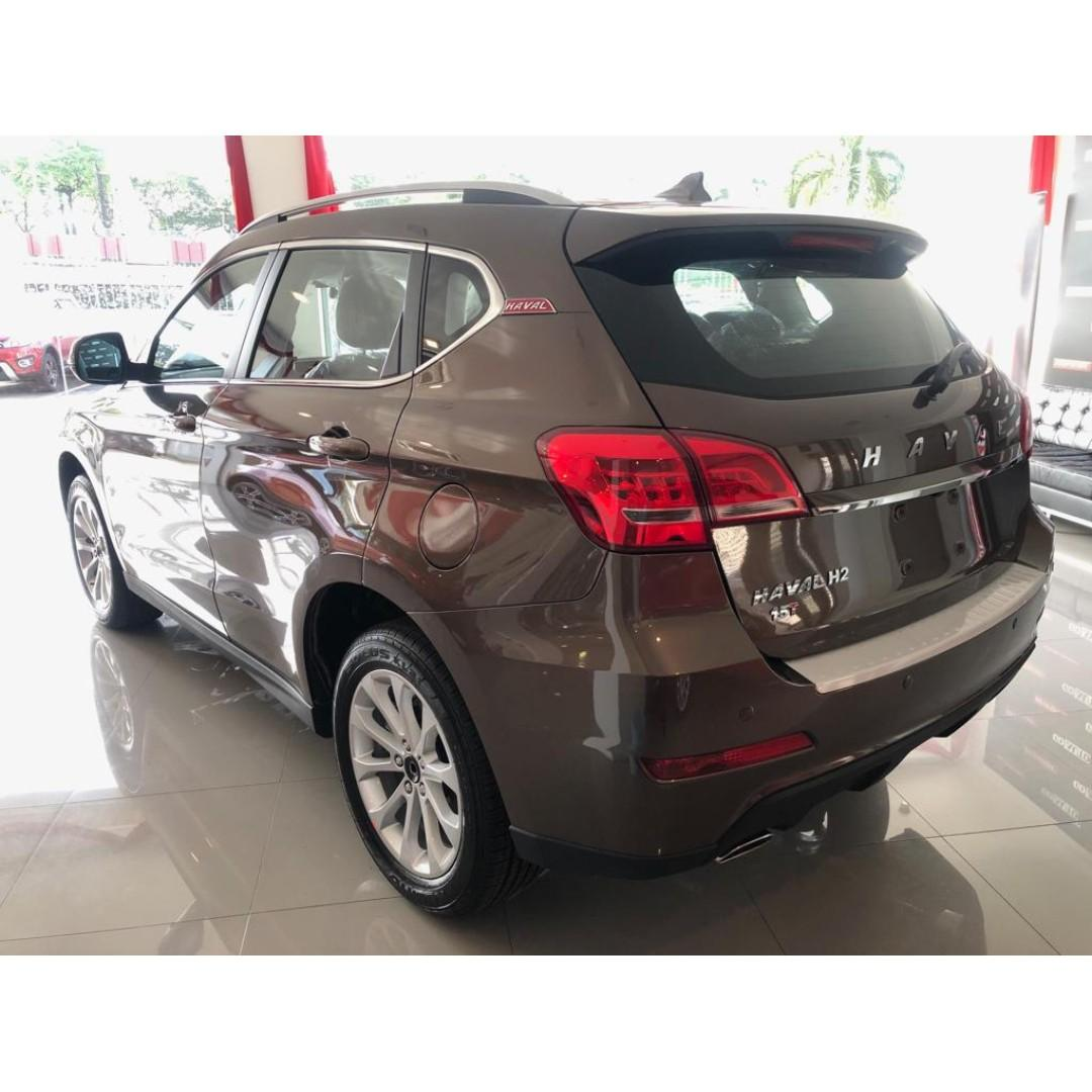 HAVAL H2 BIG BIG PROMOTION / HIGH REBATE / FAST LOAN / LOW INTEREST / READY STOCK
