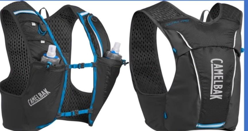f00d76c9cc Hydration Bag Run/Walk - CamelBak Ultra Pro Vest 34oz Quick Stow ...