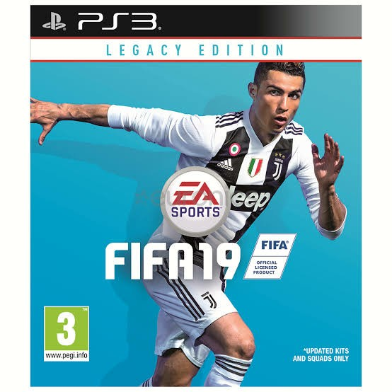 Isi game fifa 2019