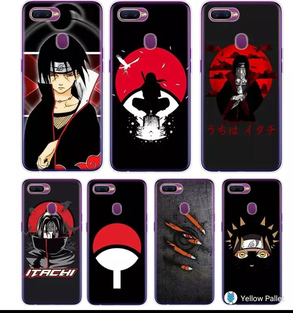 Itachi phone cover