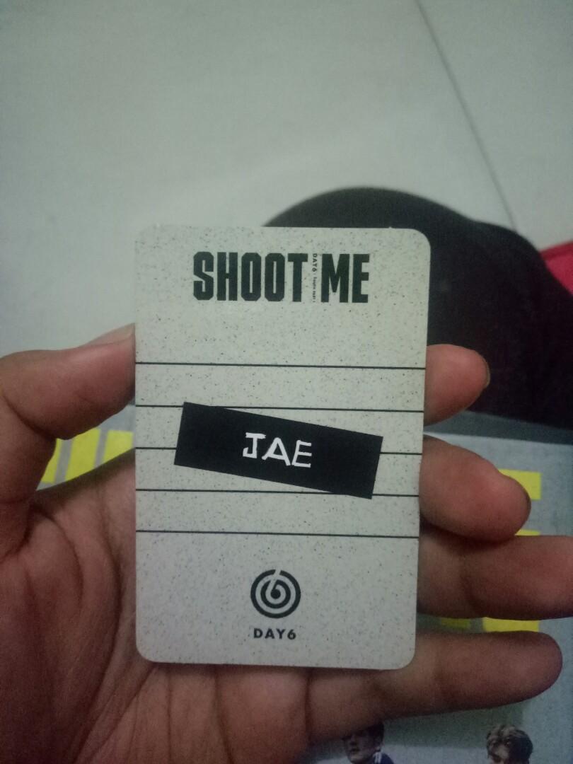 JAE PC from Shoot Me album