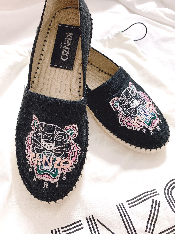 Kenzo Espadrilles Shoes, Luxury, Shoes