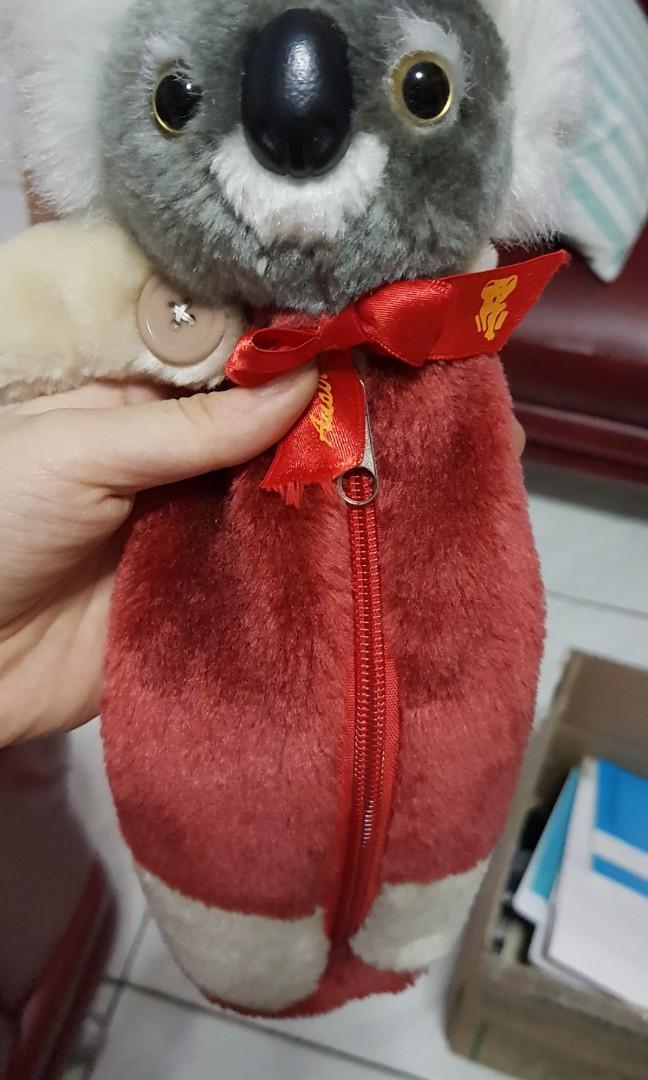 Kotak pensil koala 25k