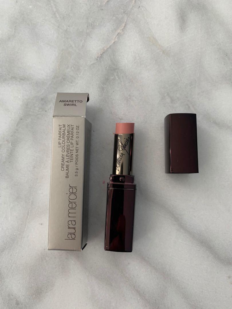 Laura Mercier Lip Parfait Creamy Colourbalm in Amaretto Swirl