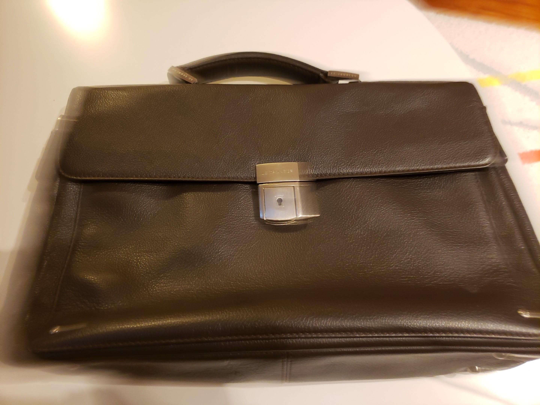 Le Tanneur Leather Bag