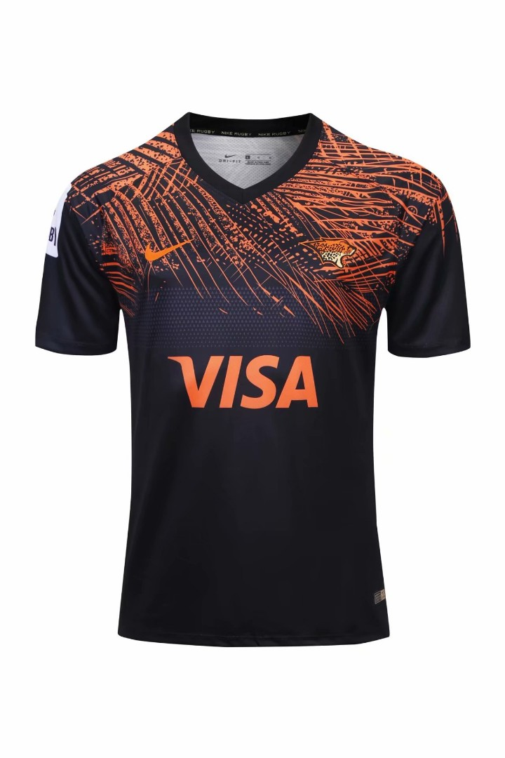 07d4efbb8 Leopards 19/20 Rugby Home Jersey, Men's Fashion, Clothes, Tops on ...