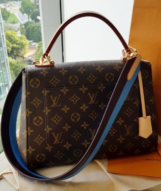 110b5c3e89ed Louis Vuitton Cluny MM (Monogram) + Receipt