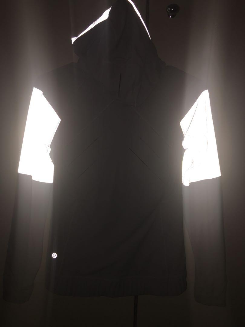 Lululemon reflective jacket