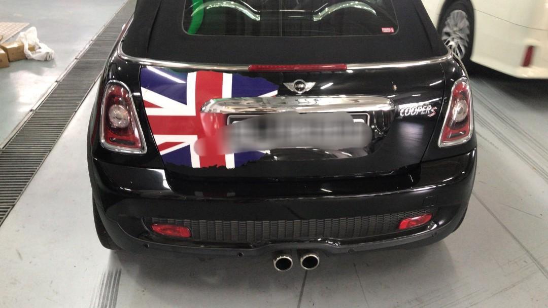 MINI Cooper 1.6 SCabriolet Auto