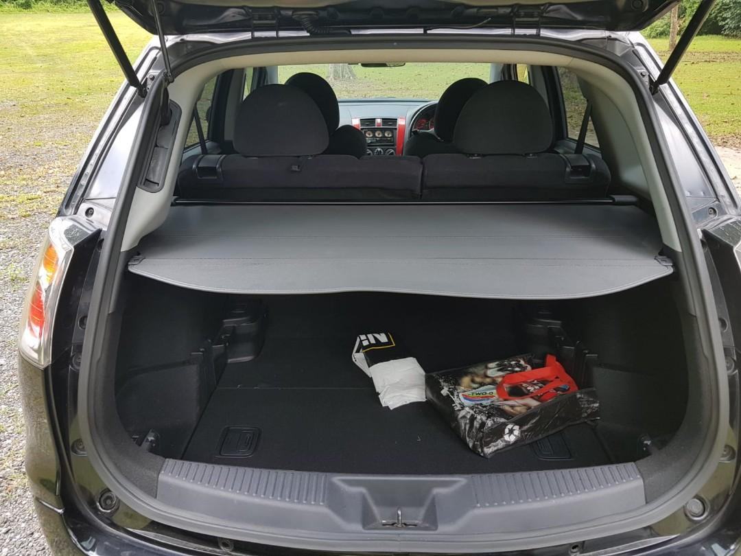 Mitsubishi Colt 1.5 Plus MIVEC CVT Ralliart Turbo Auto