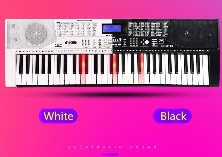 MK-2108 Best Choice Products Teaching Electronic Keyboard