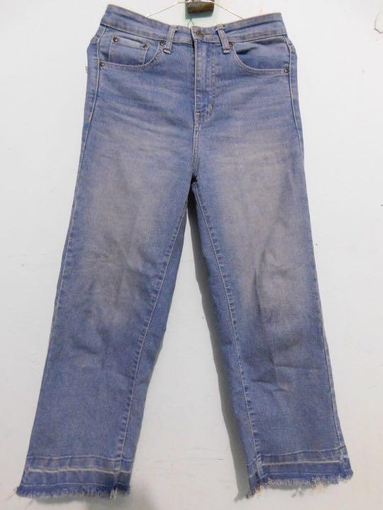 Nevada Pants high waist